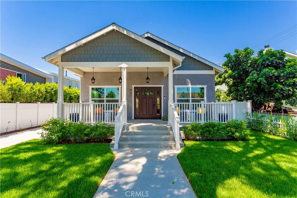 931 N PASS Avenue, Burbank, CA 91505