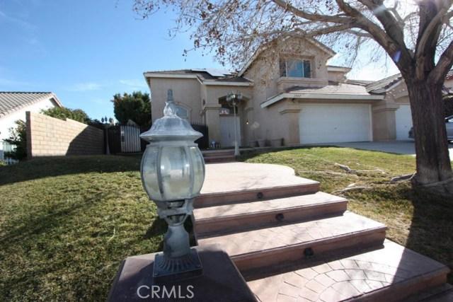 7342 Round Hill Drive Quartz Hill, CA 93536 - MLS #: SR18022030