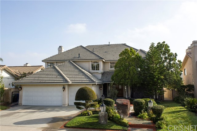 Single Family Home for Rent at 17830 Arvida Drive Granada Hills, California 91344 United States