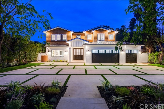 Single Family Home for Sale at 4828 Oak Park Avenue 4828 Oak Park Avenue Encino, California 91316 United States
