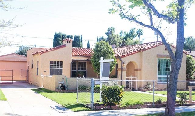 Single Family Home for Sale at 626 Harps Street San Fernando, California 91340 United States