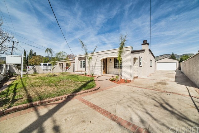 Single Family Home for Sale at 1321 8th Street San Fernando, California 91340 United States