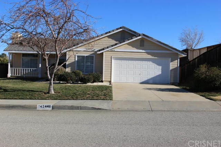 42446 Plains Drive Lancaster, CA 93536 - MLS #: SR18083805