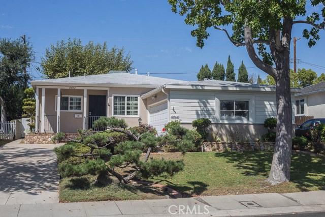 6413 Wynkoop Street  Westchester CA 90045