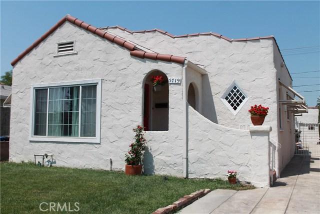 5719 Craner Avenue North Hollywood, CA 91601 - MLS #: SR17162372