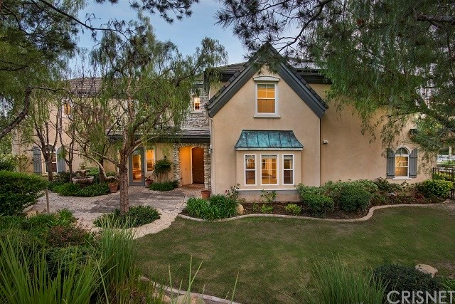 Single Family Home for Sale at 216 Bluffside Lane Simi Valley, California 93065 United States