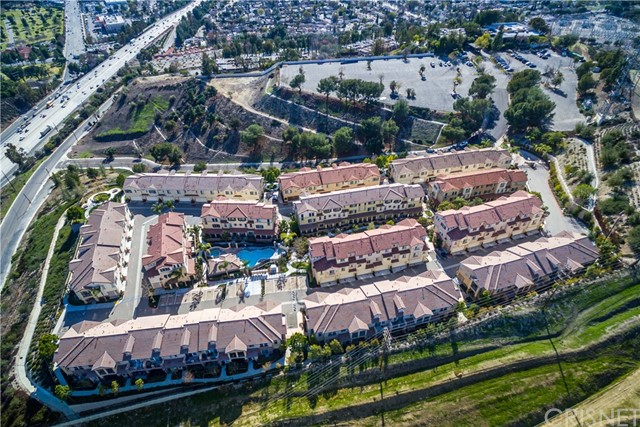 15633 Odyssey Drive Unit 60 Granada Hills, CA 91344 - MLS #: SR18221825