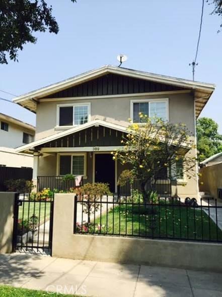 389 East Ashtabula Street, Pasadena, CA 91104