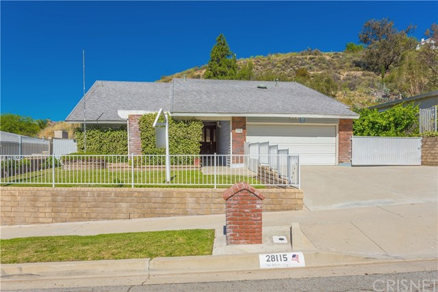 28115 Foxlane Drive, Canyon Country CA 91351