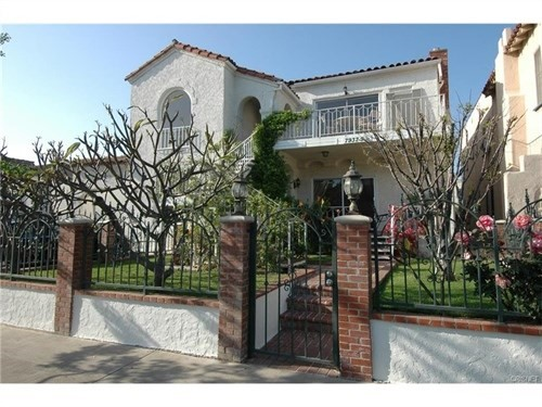 Property for sale at 7937 WEST 4TH STREET, Los Angeles,  CA 90048
