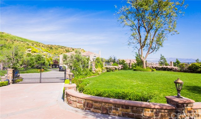 Single Family Home for Sale at 24281 Reyes Adobe Way Valencia, California 91354 United States