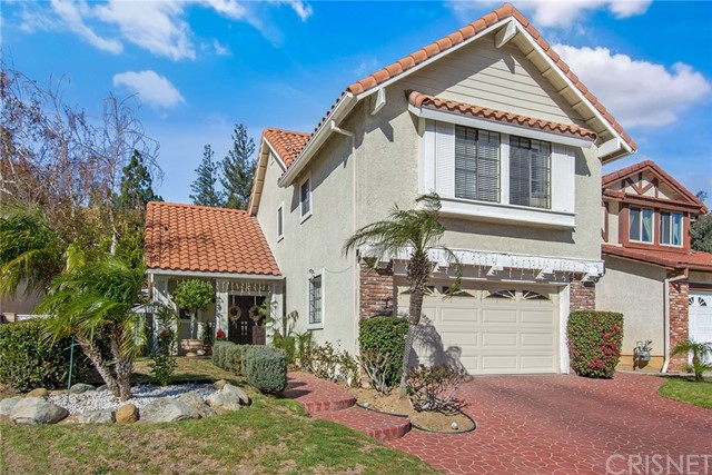 19715 Eagle Ridge Lane , CA 91326 is listed for sale as MLS Listing SR17276558