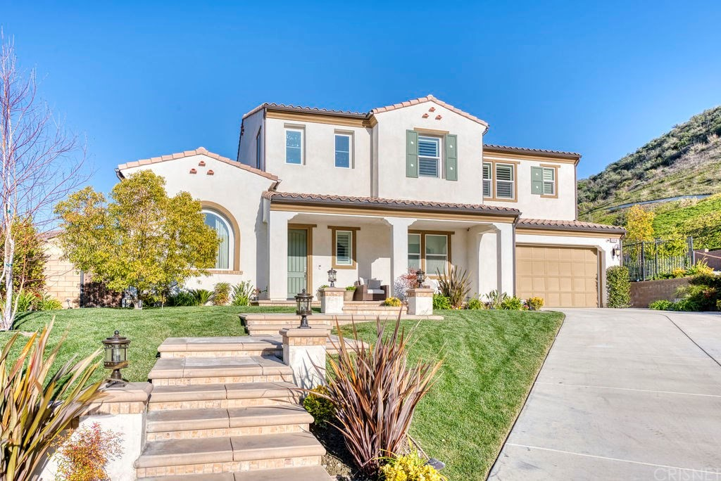 Photo of 24914 OLD CREEK WAY, Stevenson Ranch, CA 91381