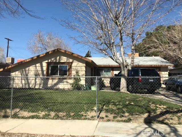 1121 W Holguin Street Lancaster, CA 93534 - MLS #: SR18178438
