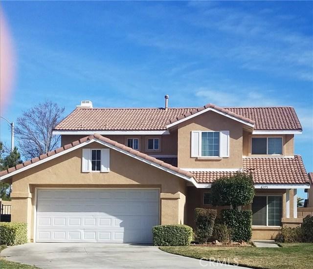 43956 Gillan Avenue Lancaster, CA 93535 - MLS #: SR18017209