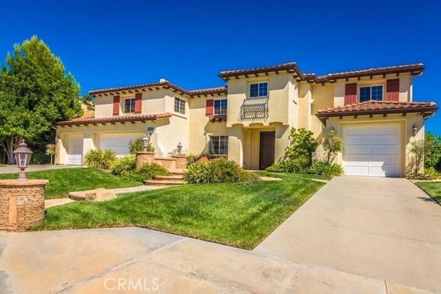 12220 Hondero Court, Granada Hills CA 91344