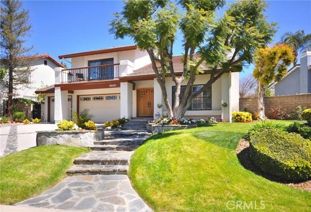 6826 Castle Peak Drive West Hills, CA 91307 - MLS #: SR18076927
