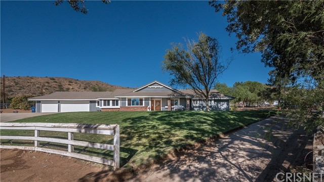 3627 Spanish Bit Drive Acton, CA 93510 - MLS #: SR17241884