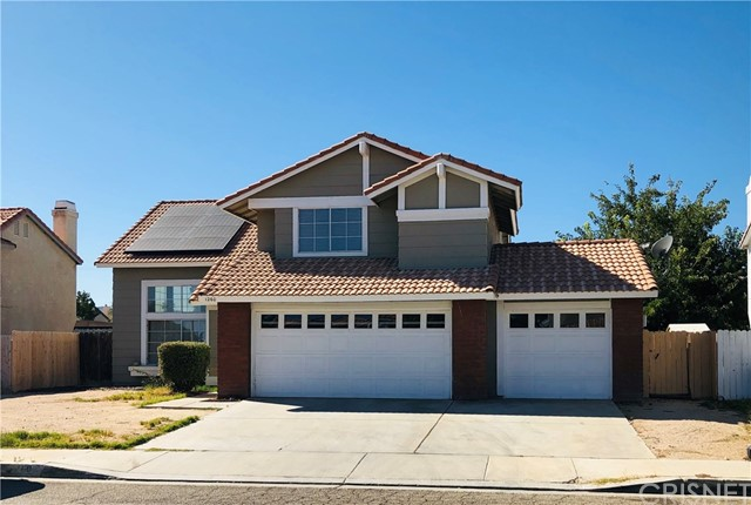 1260 Garnet Avenue Palmdale CA 93550