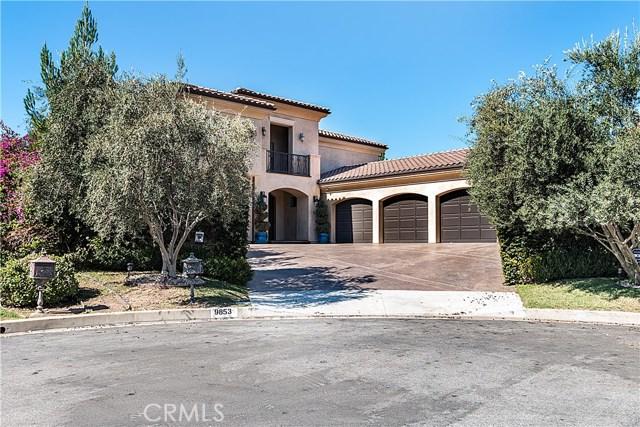9853 Aura Avenue, Northridge, CA 91324