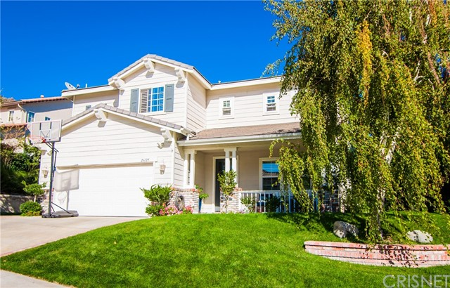26125 Bowman Way Stevenson Ranch, CA 91381 is listed for sale as MLS Listing SR16729836