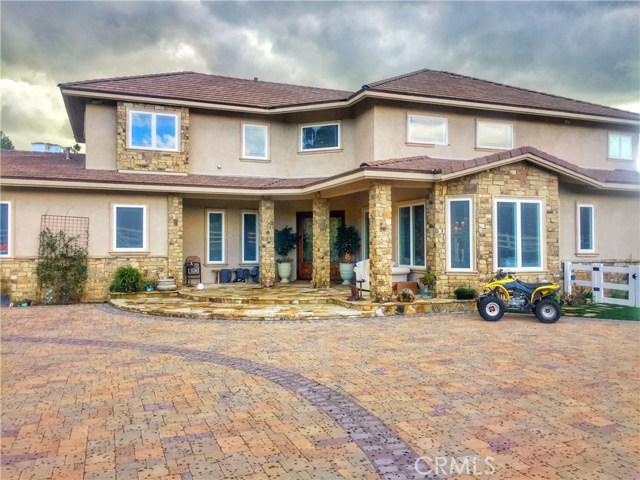 Casa Unifamiliar por un Venta en 30594 Romero Canyon Road Castaic, California 91384 Estados Unidos
