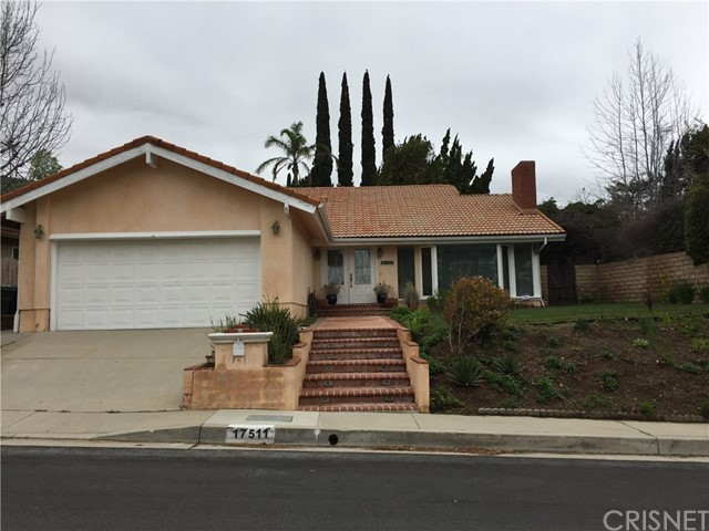 Single Family Home for Rent at 17511 Tuscan Drive Granada Hills, California 91344 United States