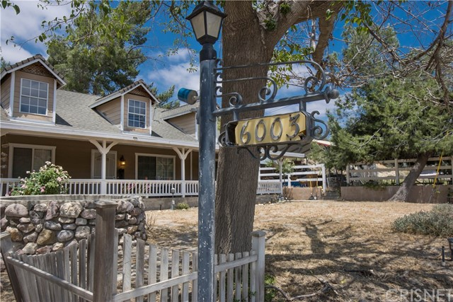 16003 Baker Canyon Road Canyon Country, CA 91390 - MLS #: SR17118450