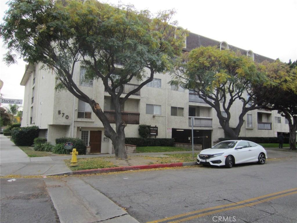 570 W STOCKER Street, 214, Glendale, CA 91202