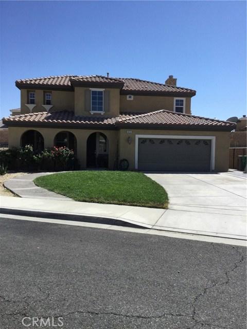 6628 Alfalfa Road Palmdale, CA 93552 - MLS #: SR17214026