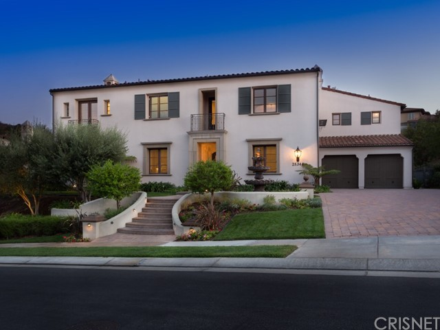 Single Family Home for Rent at 25344 Prado De Las Fresas Calabasas, California 91302 United States