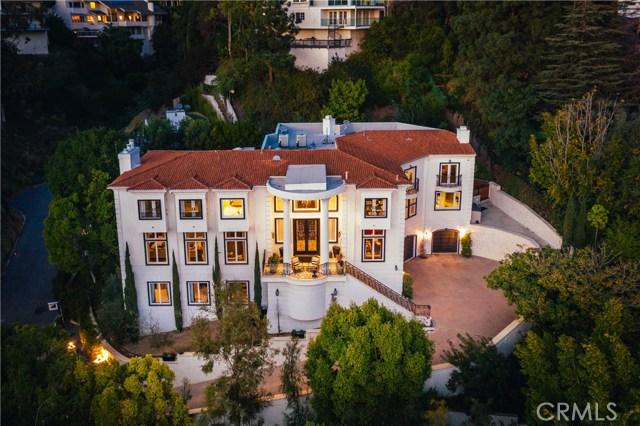 Photo of 1404 Dawnridge Drive, Beverly Hills, CA 90210