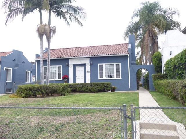Quadraplex for Sale at 3745 W 27th Street 3745 W 27th Street Los Angeles, California 90018 United States