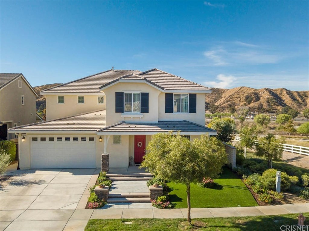 Photo of 22550 BRIGHTWOOD PLACE, Saugus, CA 91350