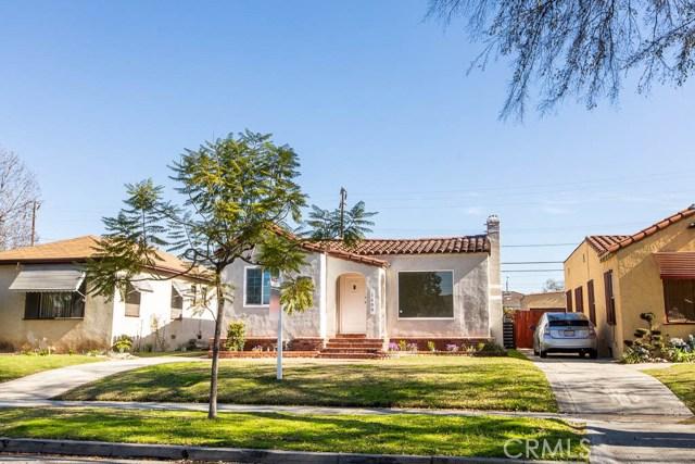 地址: 1608 La Golondrina Avenue, Alhambra, CA 91803