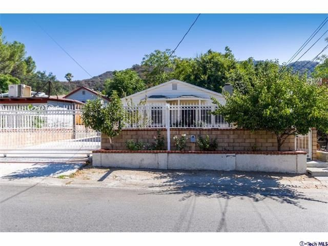 7714 Valmont Street Tujunga, CA 91042 is listed for sale as MLS Listing SR17108322