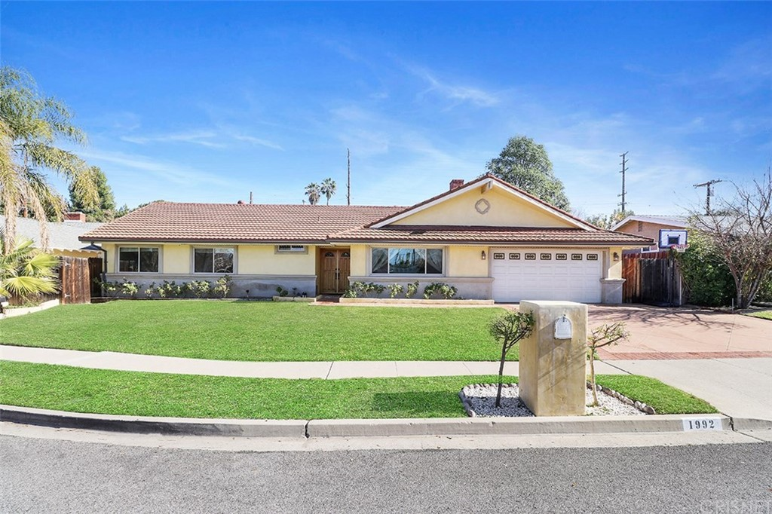 Photo of 1992 BURLESON AVENUE, Thousand Oaks, CA 91360