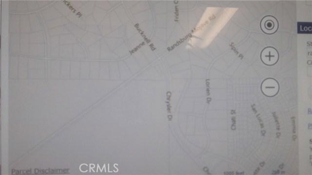 0 Chati California City, CA 0 - MLS #: SR17186918