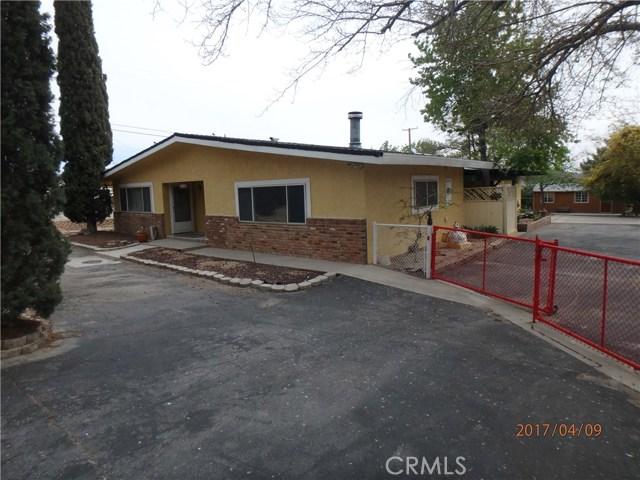 Single Family Home for Sale at 10650 Leona Avenue Leona Valley, California 93551 United States