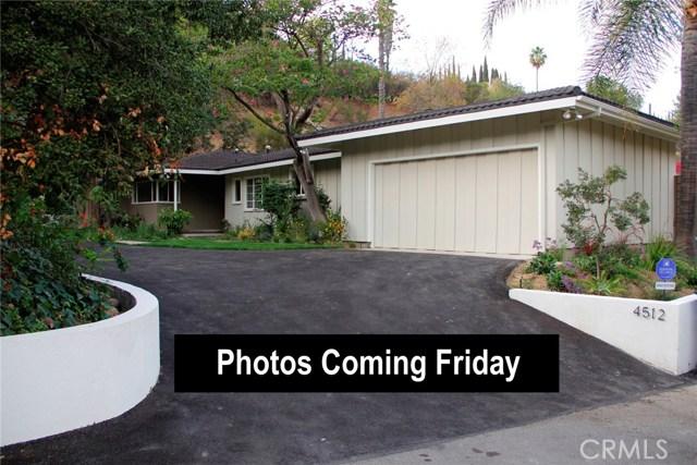 4512 White Oak Place, Encino CA 91316