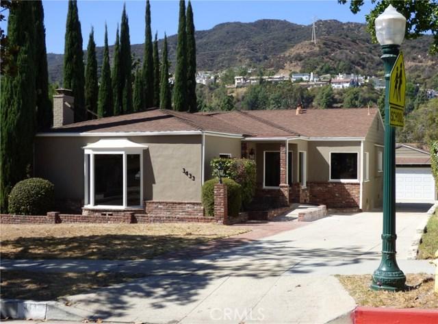 3433 Las Palmas Avenue, Glendale, California, 91208