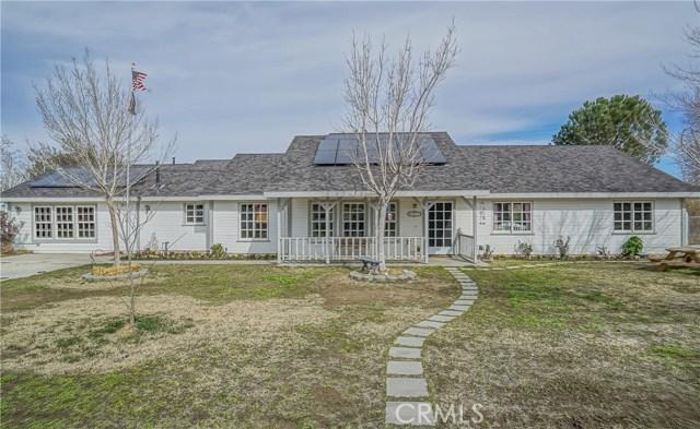 Single Family Home for Sale at 9455 Avenue T6 E Littlerock, California 93543 United States