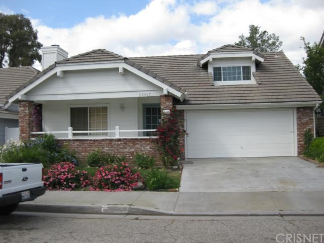 Single Family Home for Rent at 23917 Bennington Drive Valencia, California 91354 United States