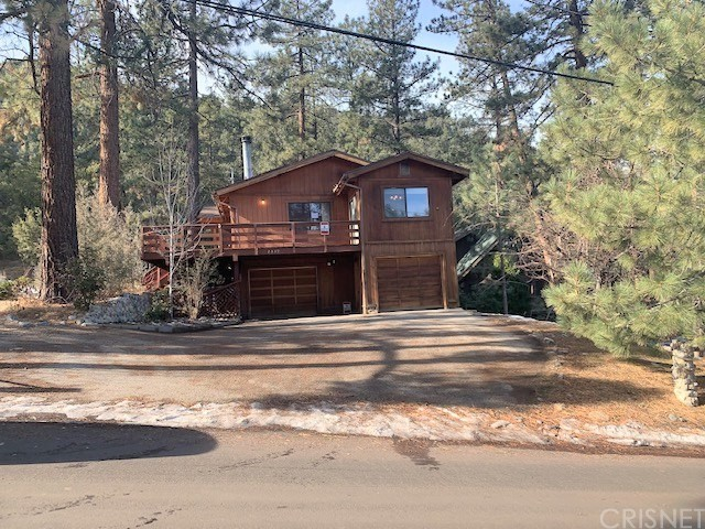 Detail Gallery Image 1 of 1 For 2039 Freeman Dr, Pine Mountain Club,  CA 93225 - 3 Beds | 2 Baths