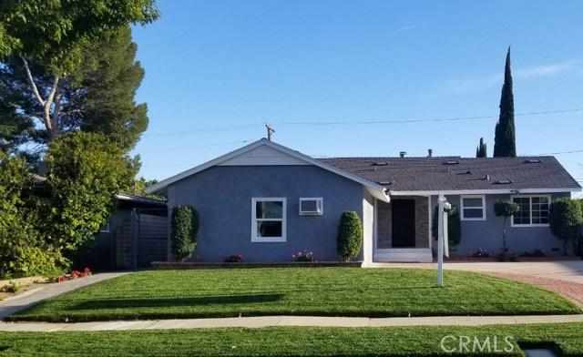 17242 Horace Street Granada Hills, CA 91344 - MLS #: SR18072446