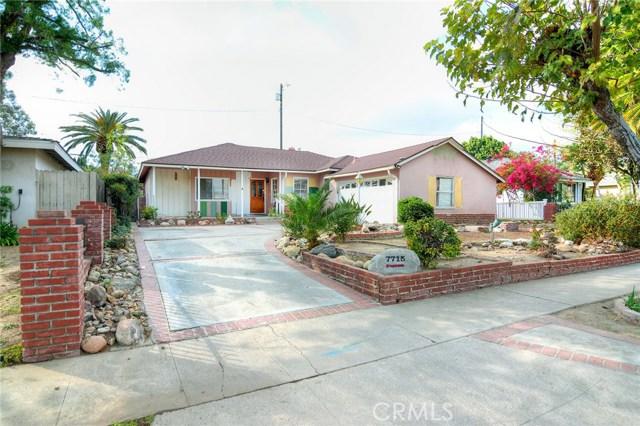 Single Family Home for Sale at 7715 Lubao Avenue 7715 Lubao Avenue Winnetka, California 91306 United States