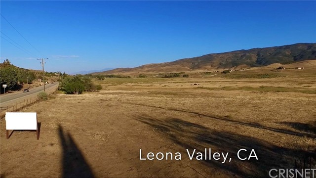 Single Family for Sale at 0 Vac/Eliz Lake Rd/Vic Bouquet Leona Valley, California 93551 United States