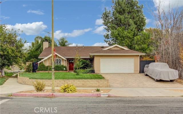 11640 Gothic Avenue, Granada Hills CA 91344