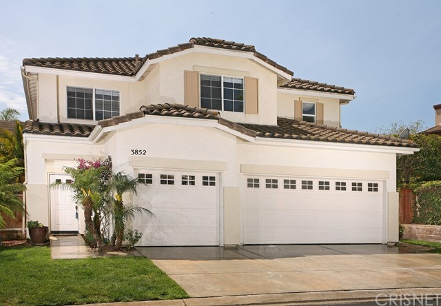Single Family Home for Sale at 3852 Claire Court Newbury Park, California 91320 United States