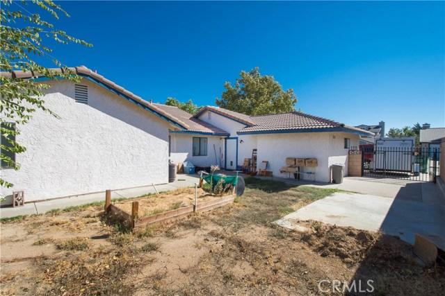 42333 61st Street W Lancaster, CA 93536 - MLS #: SR17212330